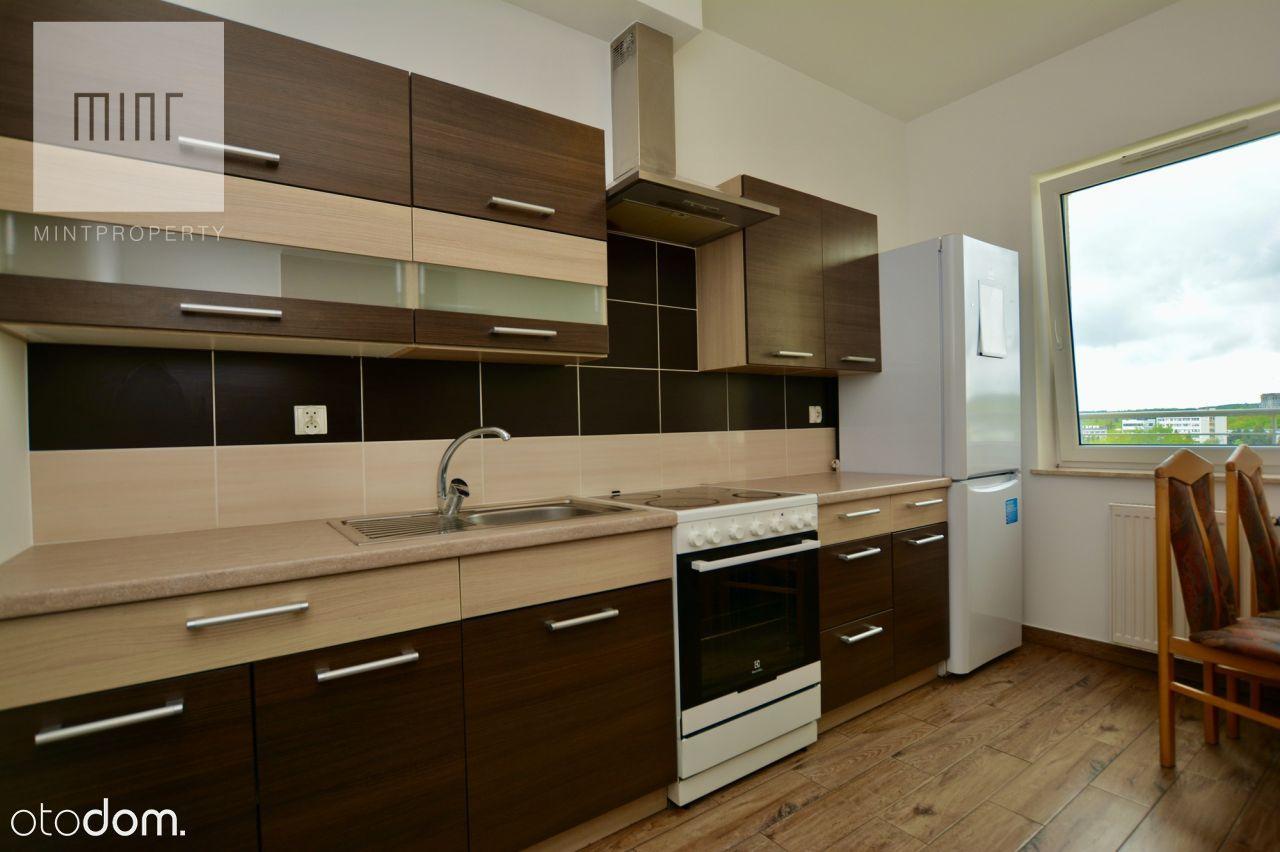 Mieszkanie trzypokojowe przy Architektów!