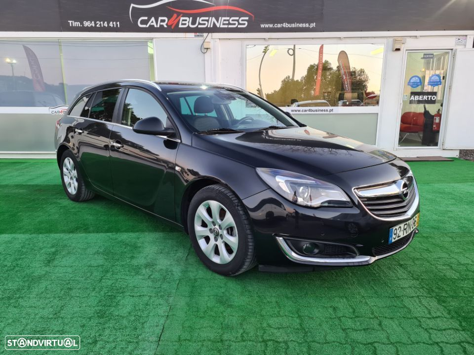 Opel Insignia Sports Tourer 1.6 CDTI Executive S/S - 1