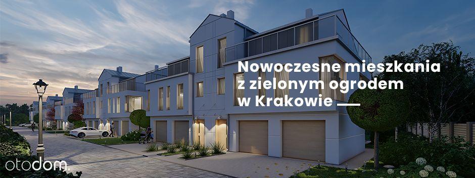 Apartamenty z ogrodami Bronowice ul. Tetmajera