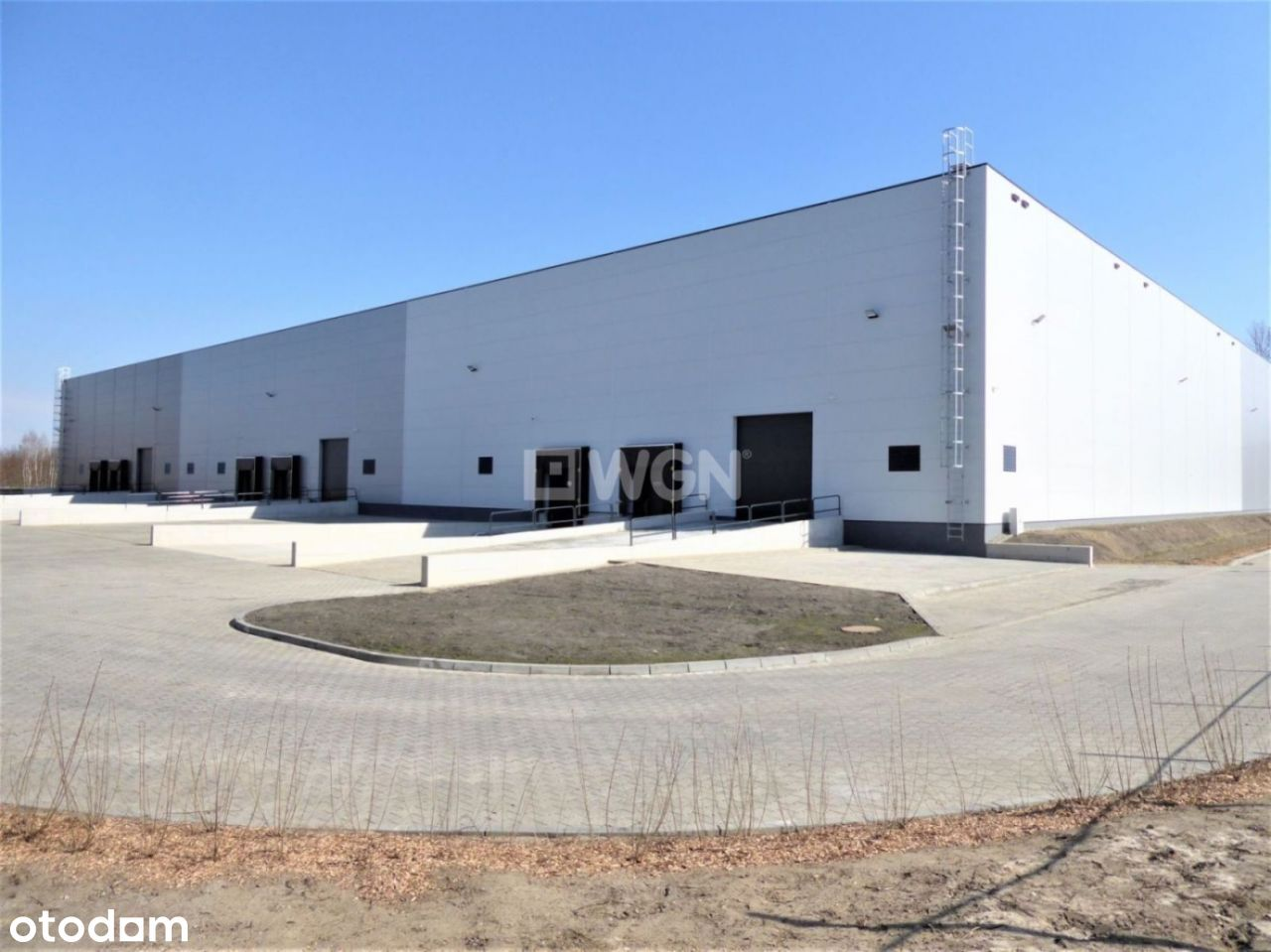 Hala/Magazyn, 3 650 m², Częstochowa