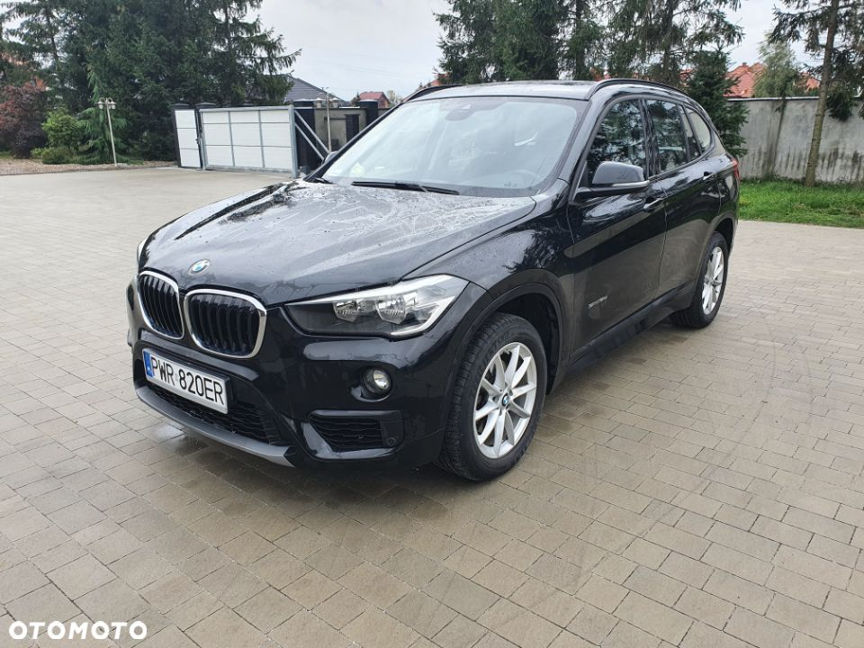 BMW X1 1.8D 150PS led klimatronic el.klapa navi - 1