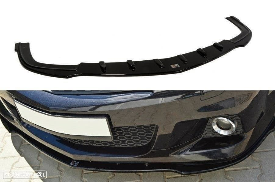 Spoiler Frontal Opel Astra H OPC - 2