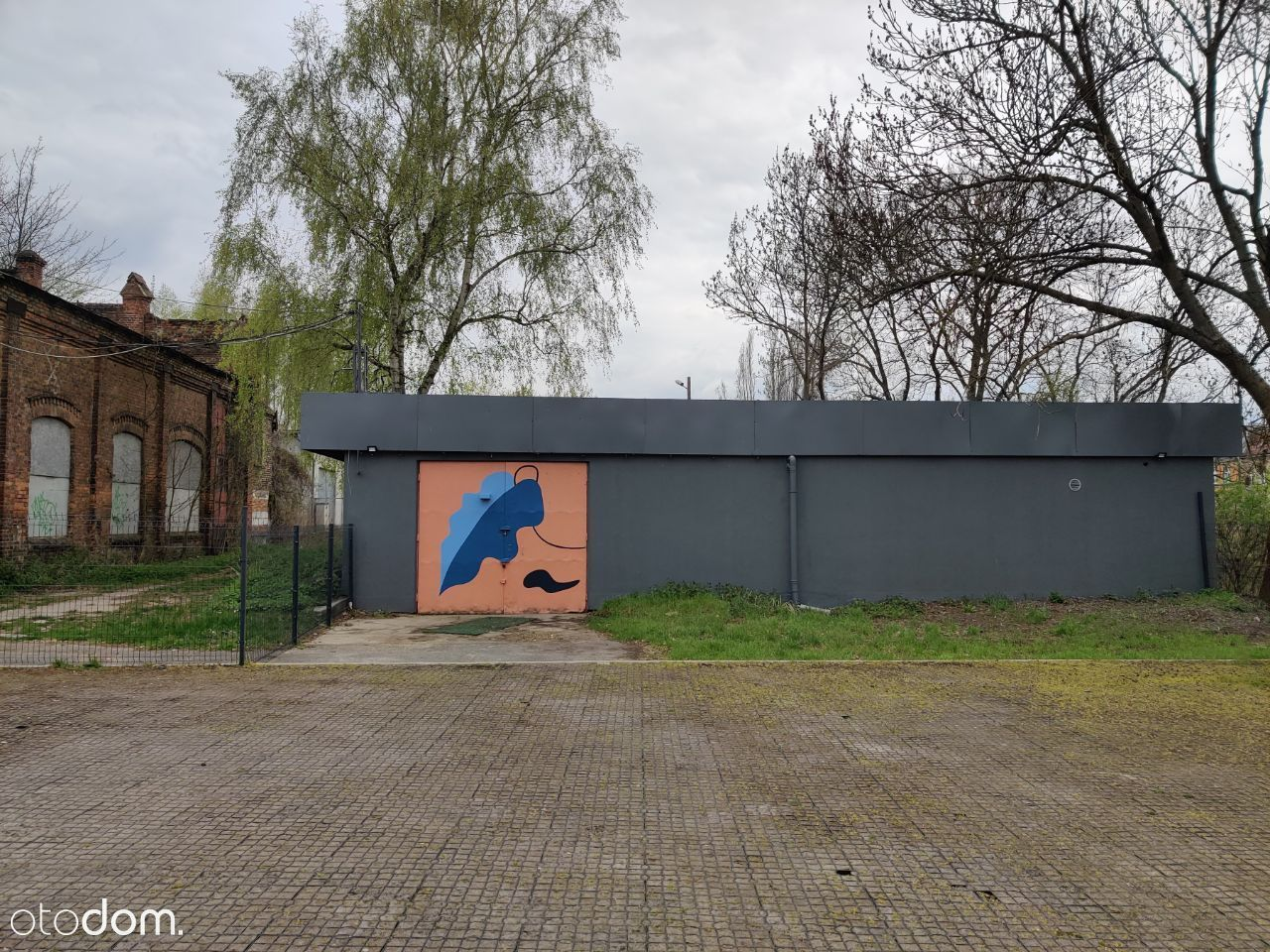 Magazyn 158 m2 Krasińskiego