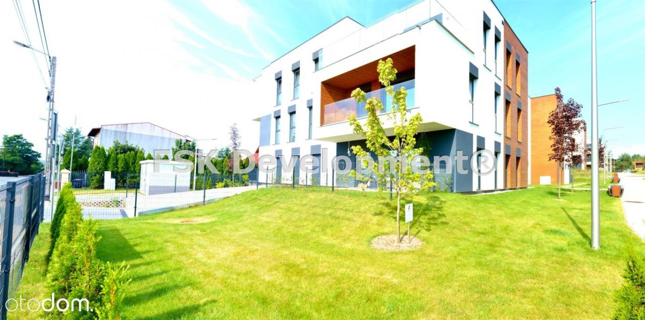 Apartament 79,61 m2 + taras i ogródek 28,3 m2!