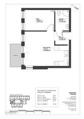 Przytulne mieszkanie. Morenowe Wzgórze (B-II-10)