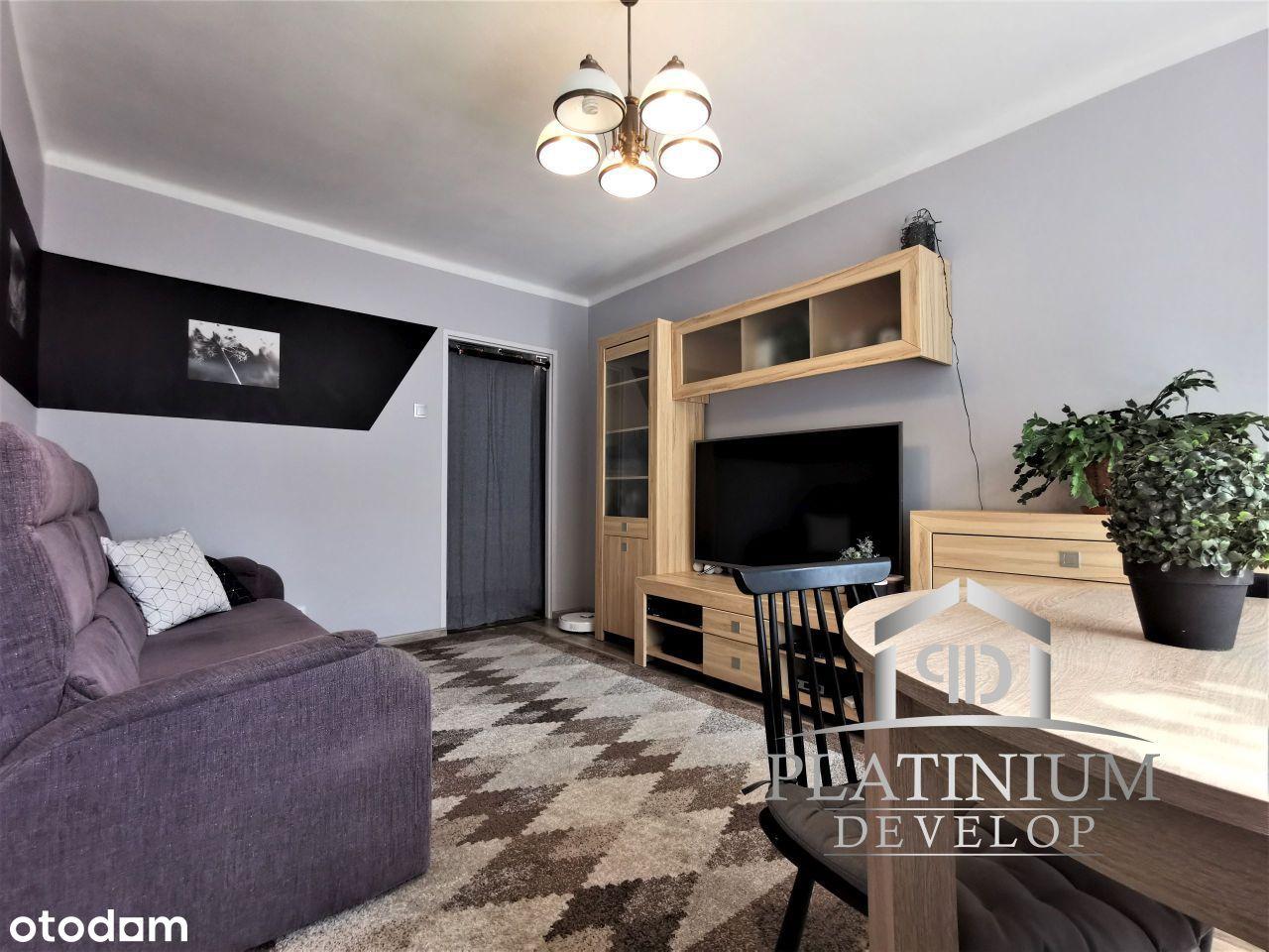 Komfortowe mieszkanie 48m2 do zamieszkania