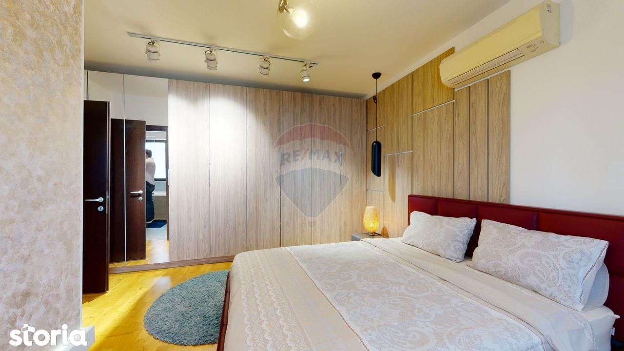 Apartament 3 camere de vânzare  Pipera