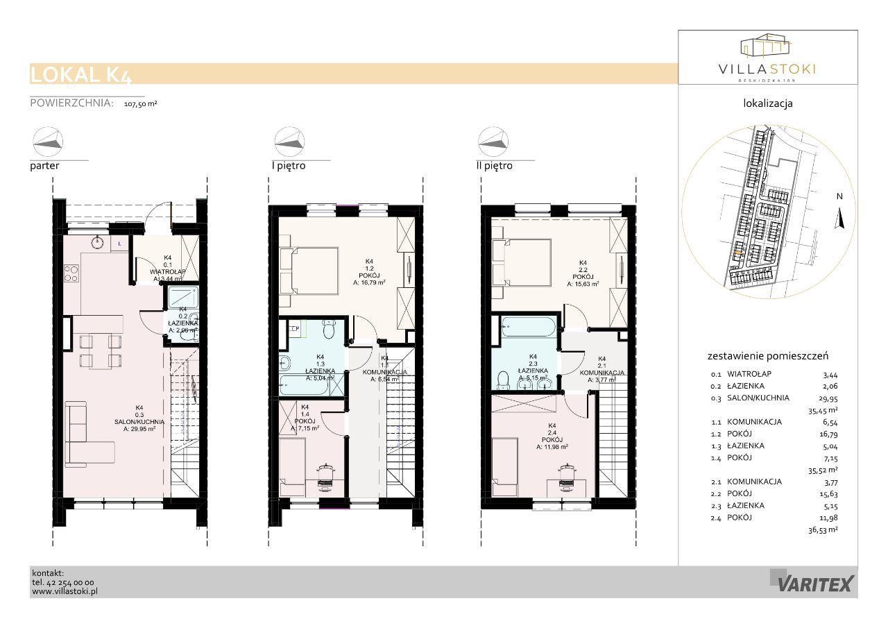 Dom typu 112 - Villa Stoki (dom K.04)
