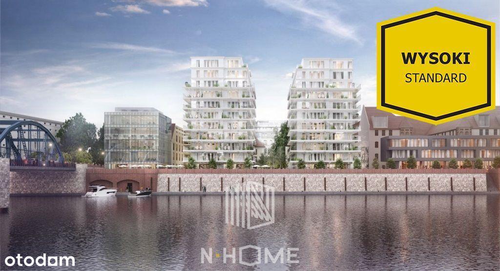 9 Piętro / Lux Apartament / Ogród Zimowy
