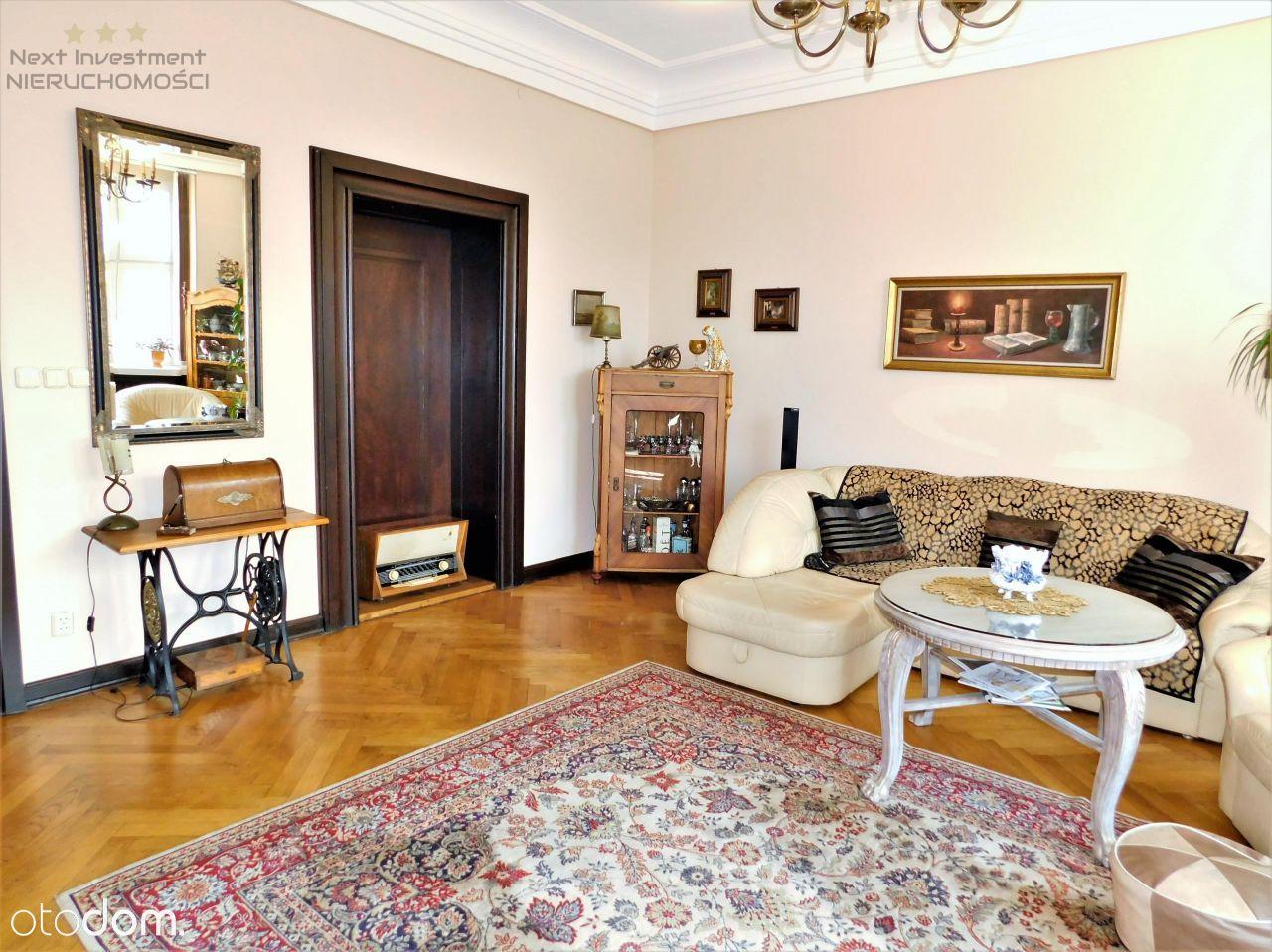 Mieszkanie z oryginalnym charakterem wnętrza