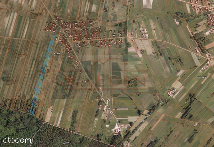 Działka, 19 800 m², Ławki
