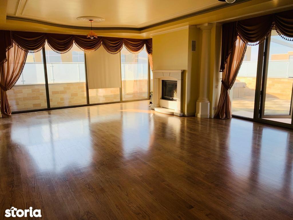 Apartament penthouse LUX 180mp - disponibil si ca birouri, societate