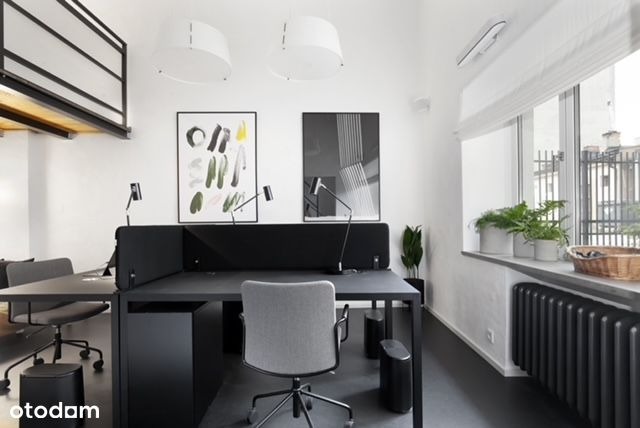 Współdzielenie biura (COWORKING)