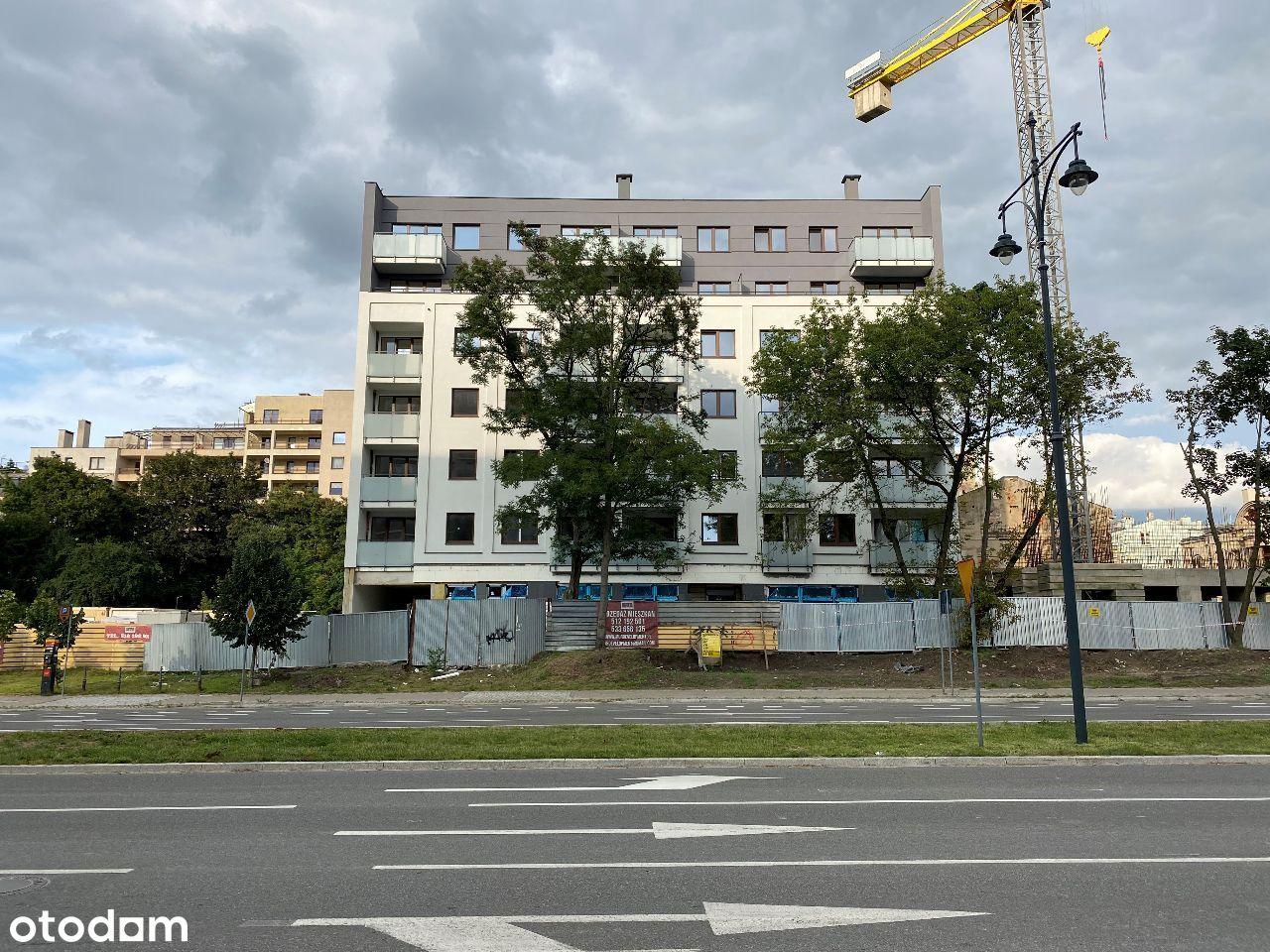 Mieszkanie Kopernika/Łąkowa stan deweloperski.