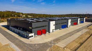 Nowa hala produkcja/magazyn 3800 m2, okolice M1