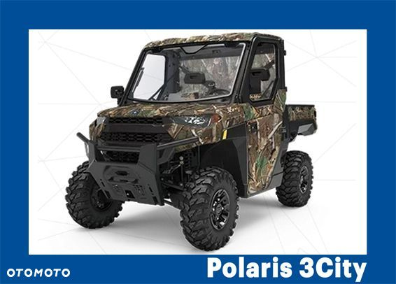 Polaris Ranger XP Ranger XP 1000 Hunter LE cena 2020!! - 1