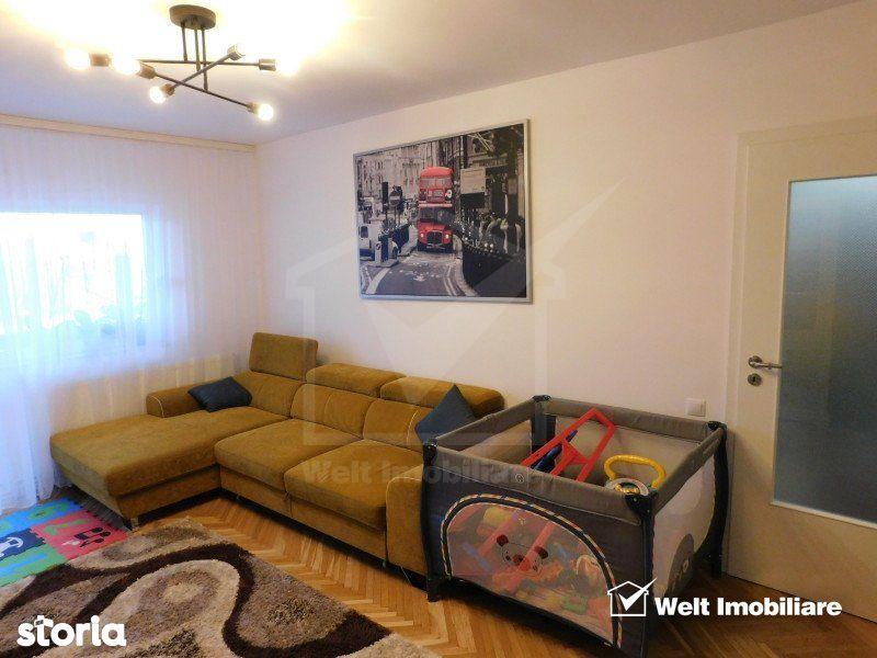 Apartament 3 camere, etaj 2, complet renovat, decomandat, Titulescu