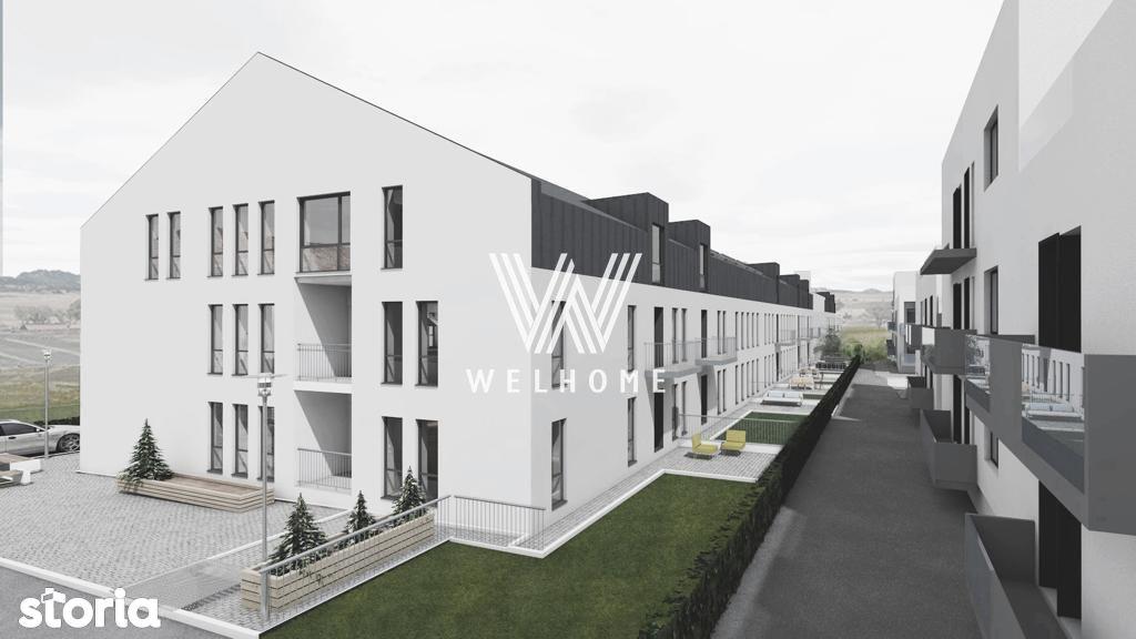 Apartament 3 camere, 2 bai, Turnisor Sibiu