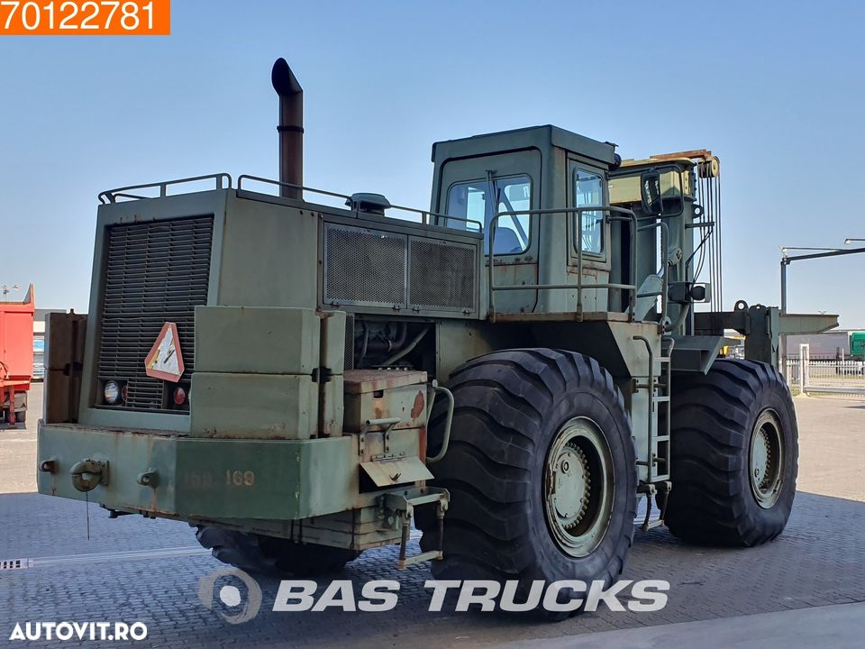 Caterpillar DV43 988 - 980 - LOW HOURS - 5