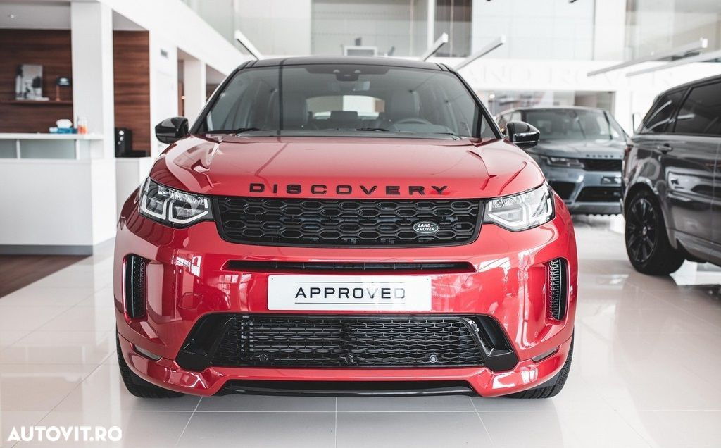 Land Rover Discovery Sport 2.0 - 7