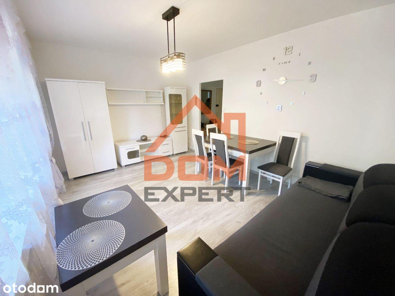 Wyposażone 2-pokojowe mieszkanie 42 m2, WYŻYNY