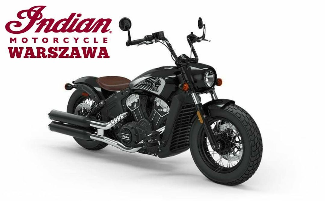 Indian Scout Bobber Twenty Thunder Black 2020 !! - 1