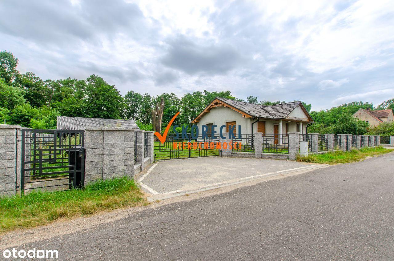 Klimatyzowany Parterowy Dom wśród Pięciu Jezior
