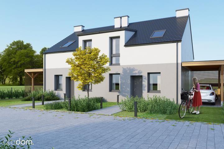 Dom, 102,76 m², Długołęka