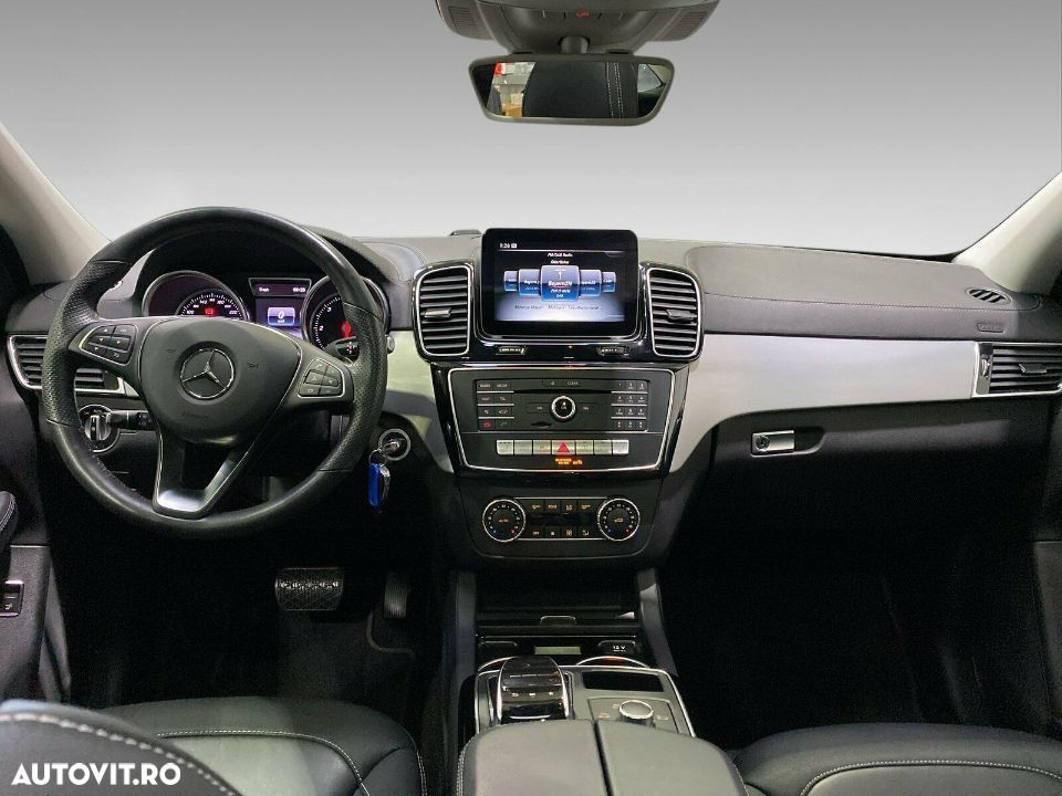 Mercedes-Benz GLE Coupe 350 - 7