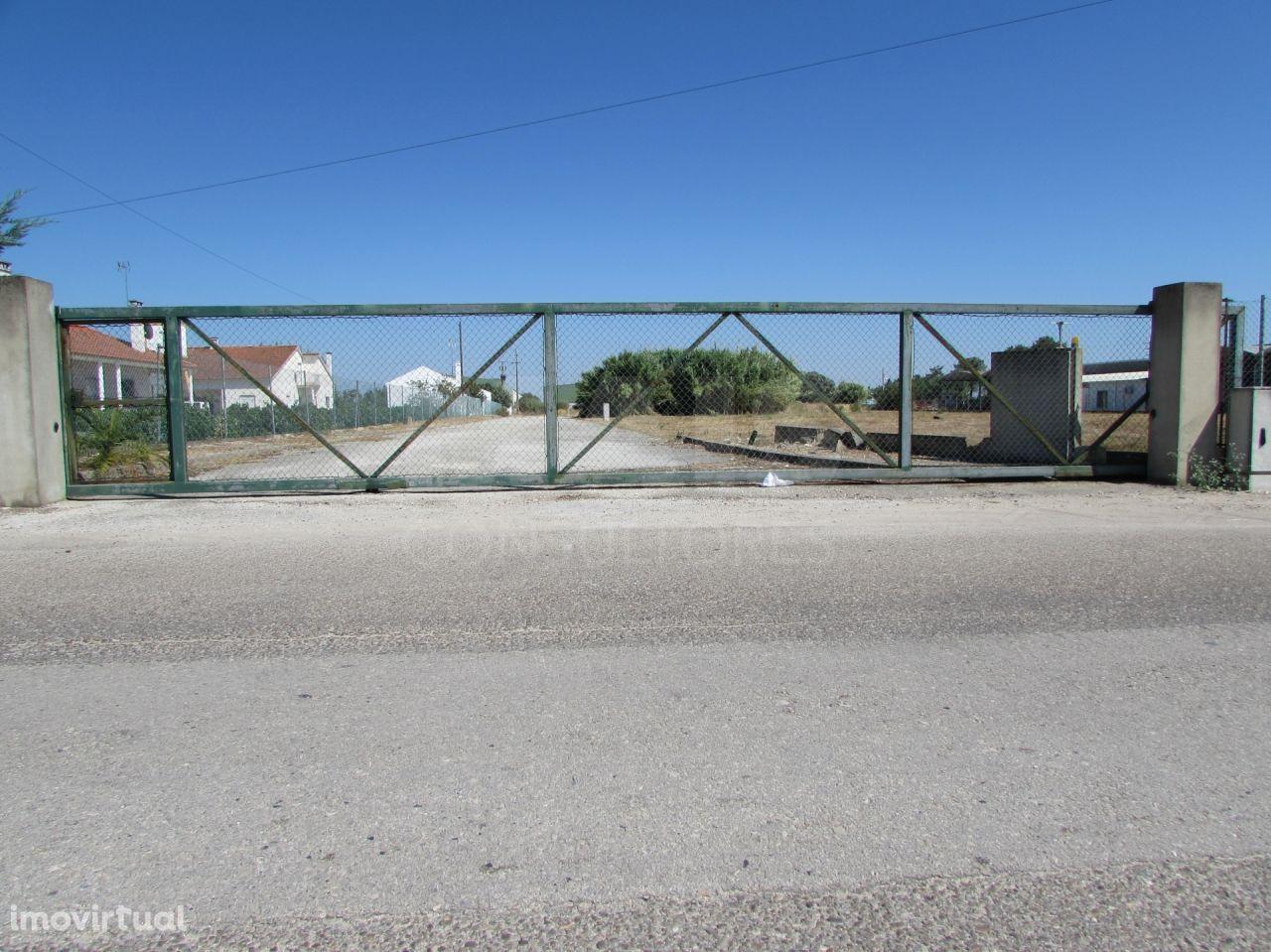 Oportunidade de Negócio Terreno Industrial em Benavente 12.800 m2