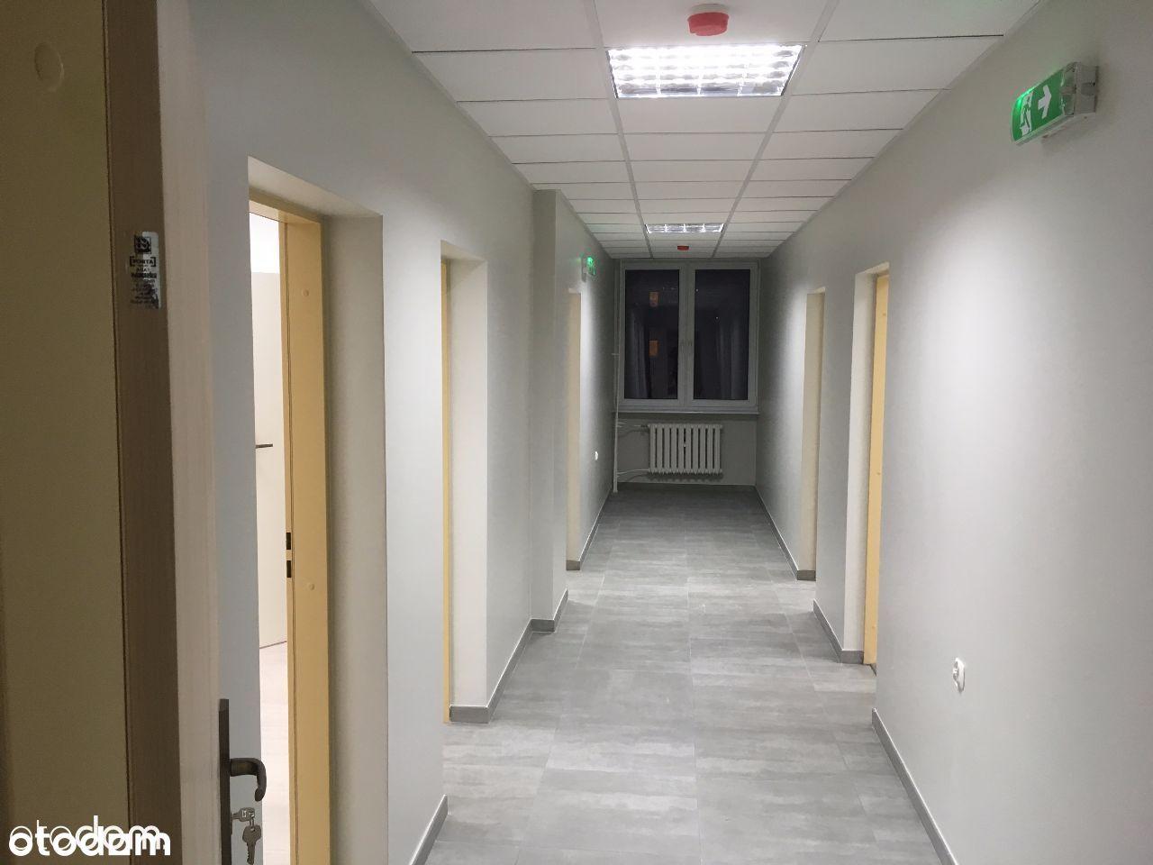 Komfortowe pomieszczenia biurowe