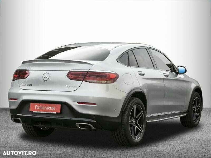 Mercedes-Benz GLC Coupe 200 - 2