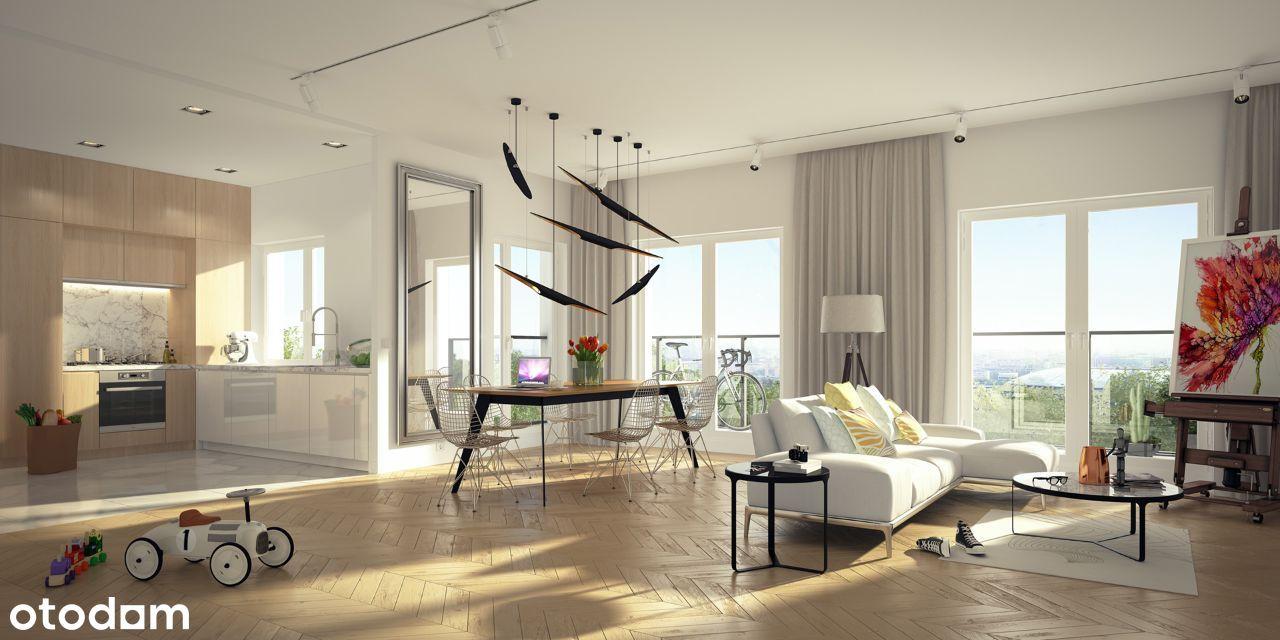 18min do CENTRUM Świetne pod inwestycje! 2 balkony