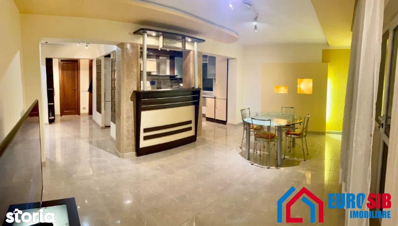 Apartament cu 3 camere de închiriat În Sibiu zona Mihai Viteazul