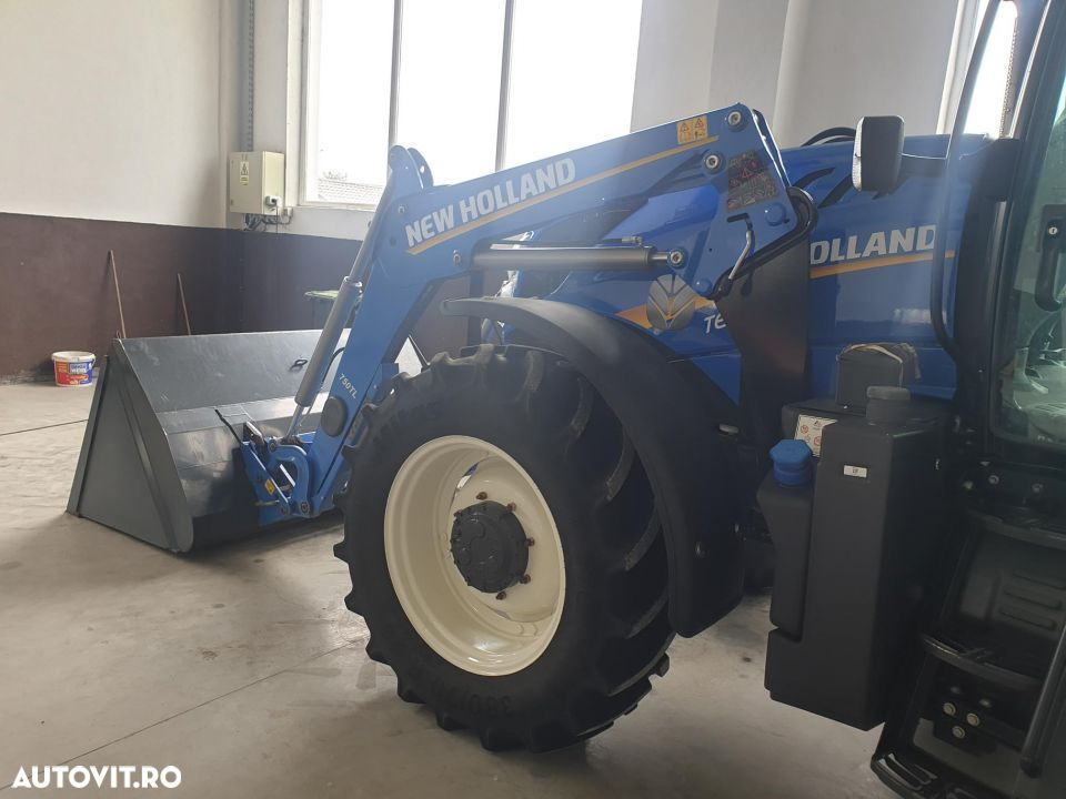 New Holland T6.125 - 8