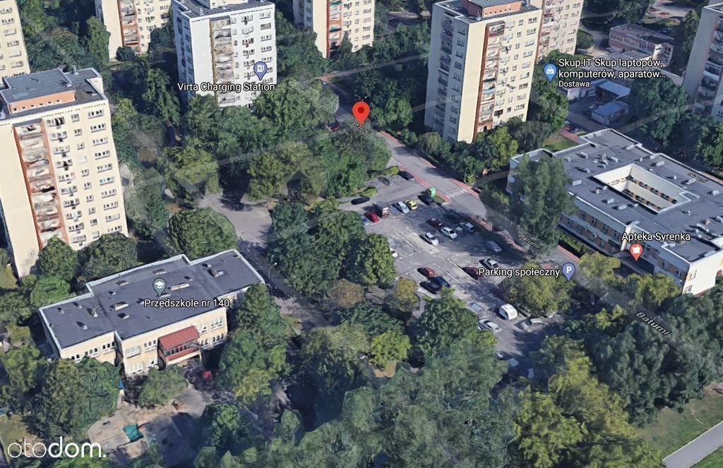 Działka inwestycyjna Mokotów- Stegny, Condohotel!