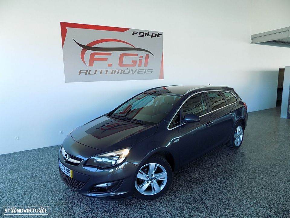 Opel Astra Sports Tourer 1.3 CDTI ENJOY (5P) - 2