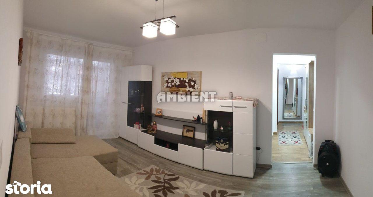 Apartament 3 camere, mobilat, zona Confectii;