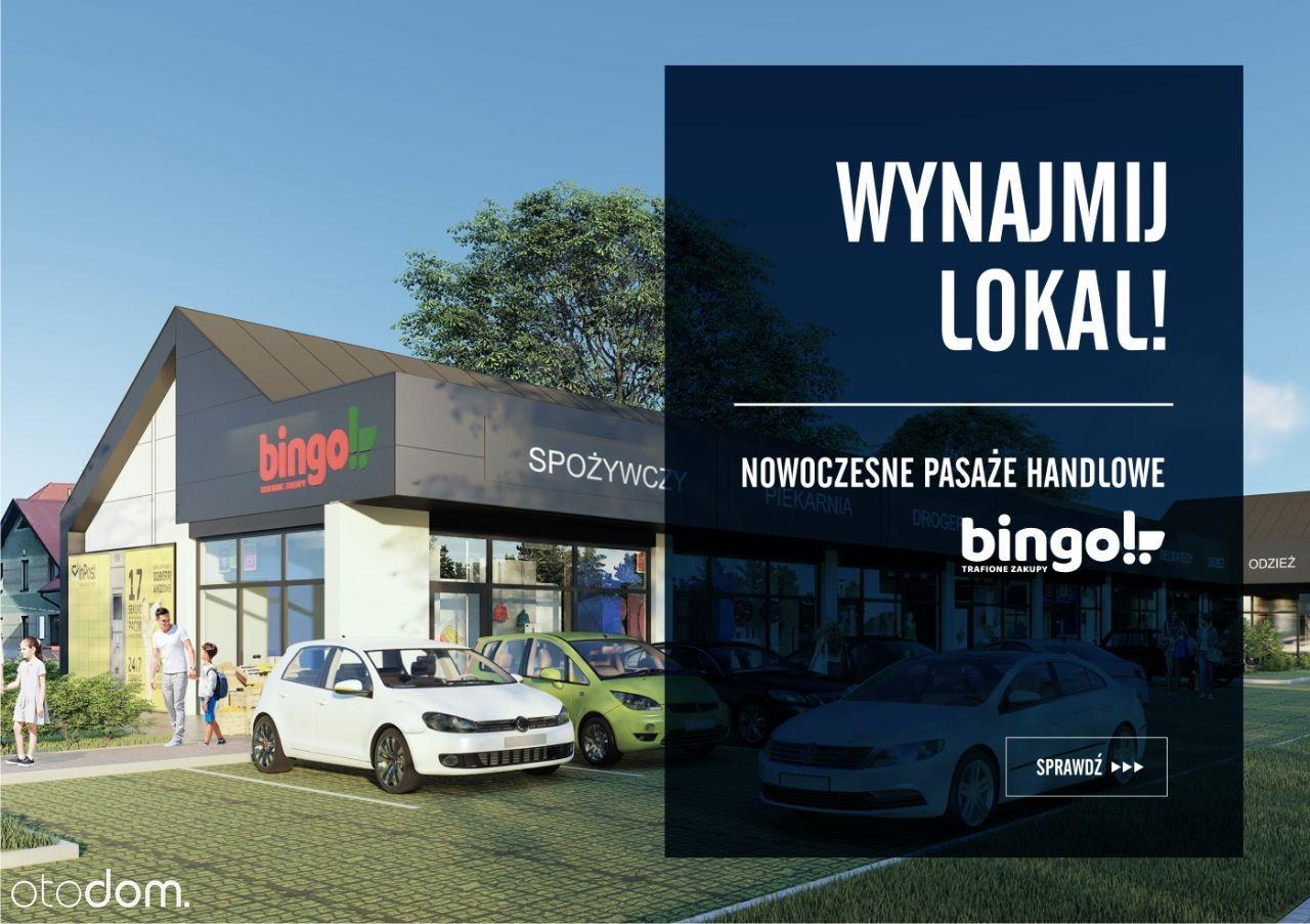BINGO! - nowczesne pasaże handlowe - Gdańsk Osowa