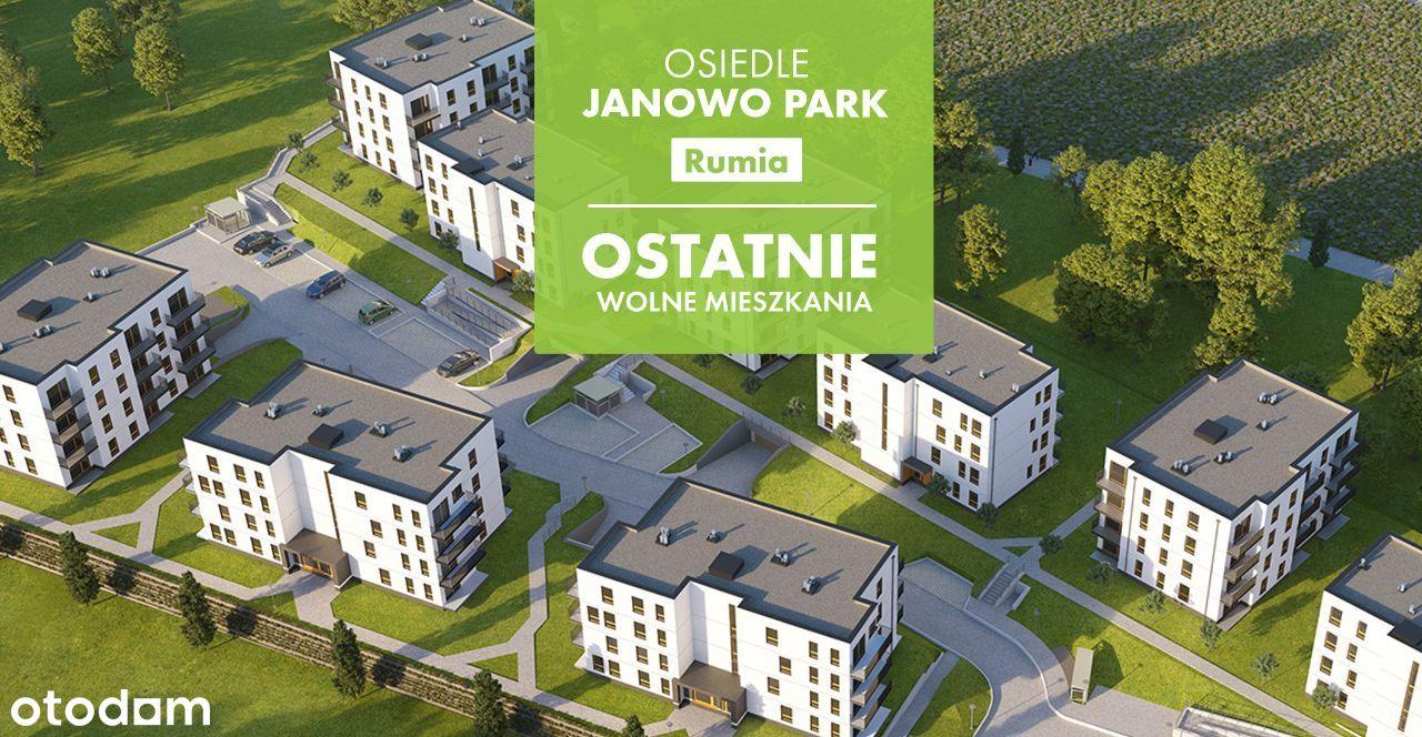 Mieszkanie Janowo Park - Rumia B7M05