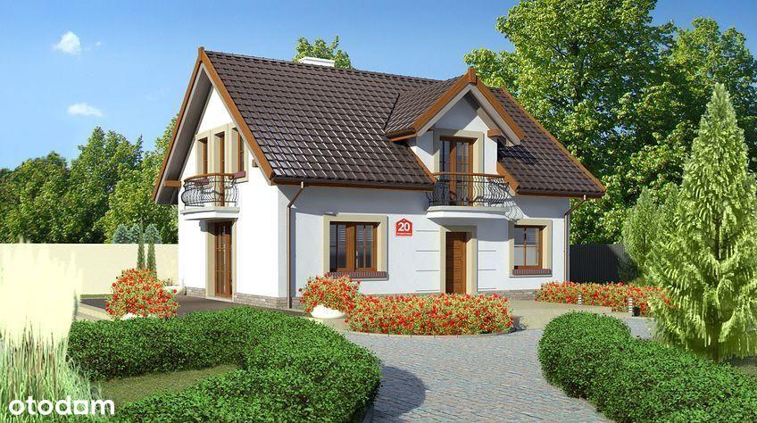 Dom wolnostojący w pięknym rejonie w b.d.cenie!