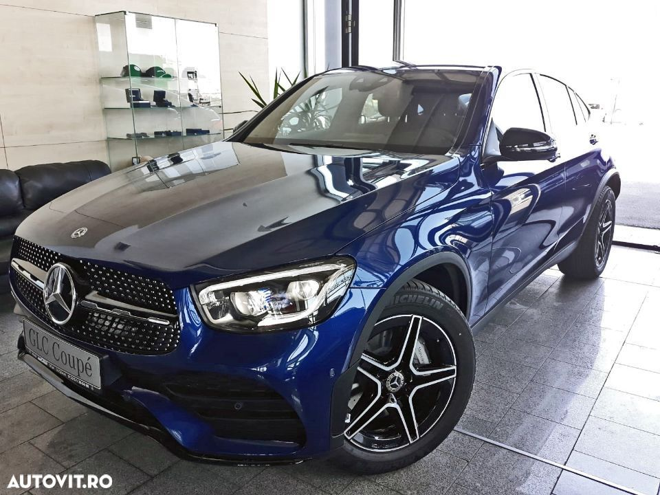 Mercedes-Benz GLC Coupe - 32