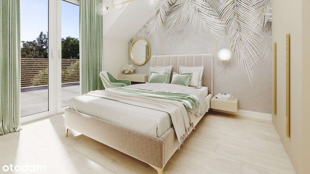 Nowy apartament 200 M od plaży