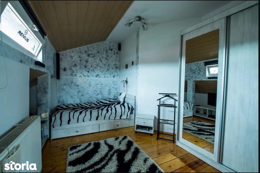Ap. la casa pe 2 nivele, Stefan Cel Mare, 190mp, curte, 6cam, libera