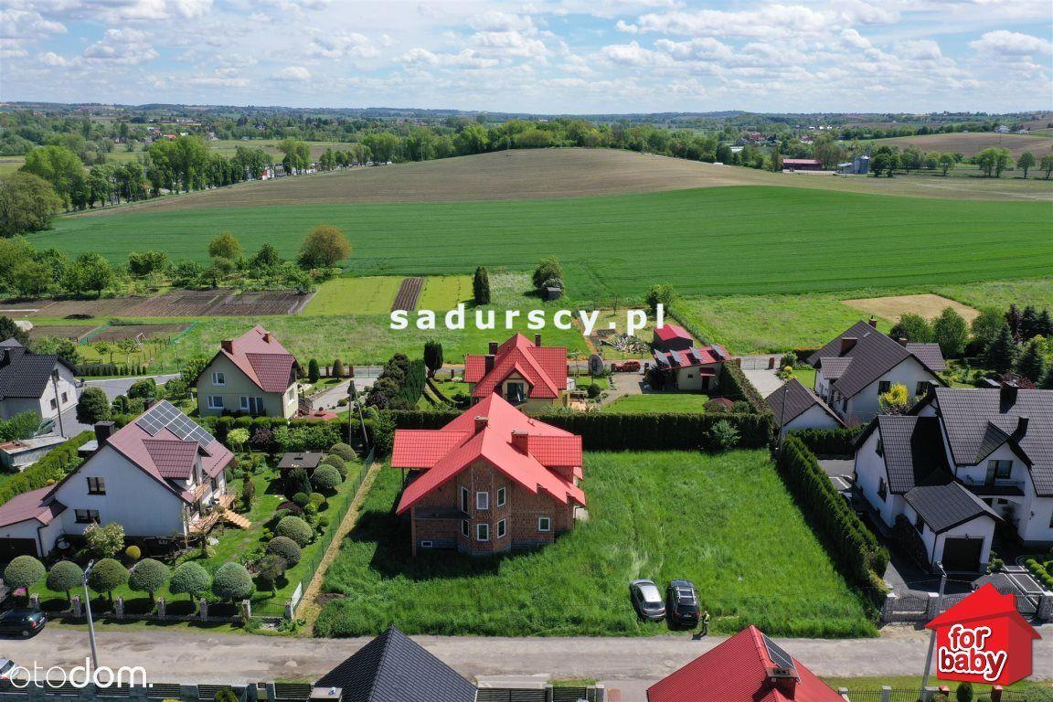 Proszowice wolnostojący dom ok. 225 m2