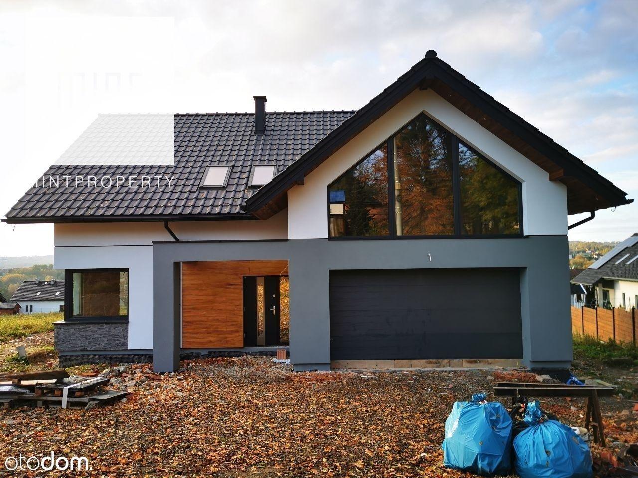 Przestronny dom w Libertowie