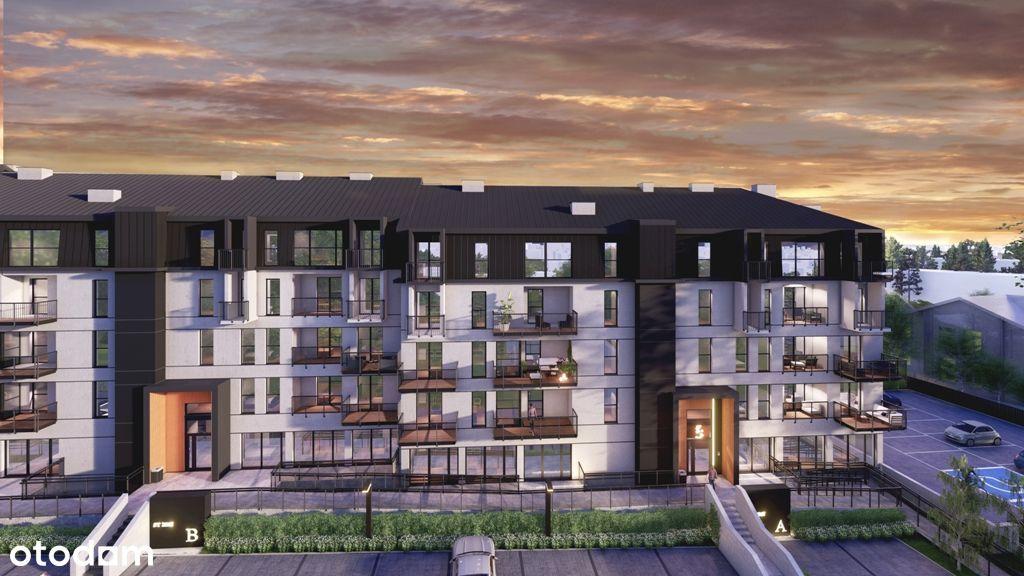 Nowa inwestycja w Łańcucie - 3 pokojowe mieszkania