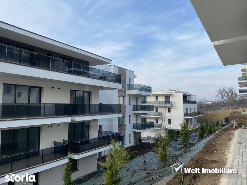 Apartament 3 camere, zona Borhanci, 83,77mp plus terasa 23 mp