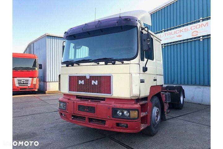 MAN 19.463FLT SLEEPERCAB (EURO 2 / ZF16 MANUAL GEARBOX / ZF-INTARDER)  MAN 19 463FLT Sleepercab Euro 2 / Zf16 Manual Gearbox / ZF Intarder - 1