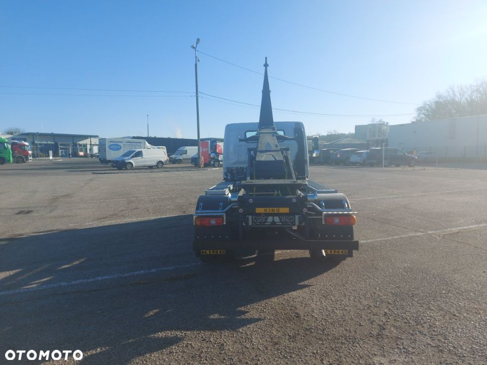 FUSO CANTER 7C15  Fuso Canter 7C15 hakowiec - 6